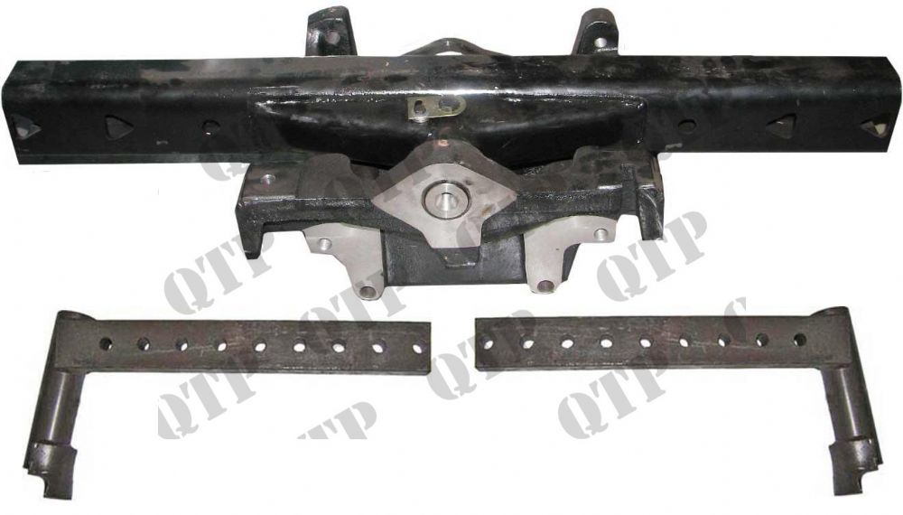 Front Axle Casting c/o Axle Beam 135 240